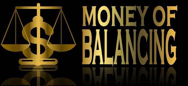 hodnota peněz je skryta v balancování činností